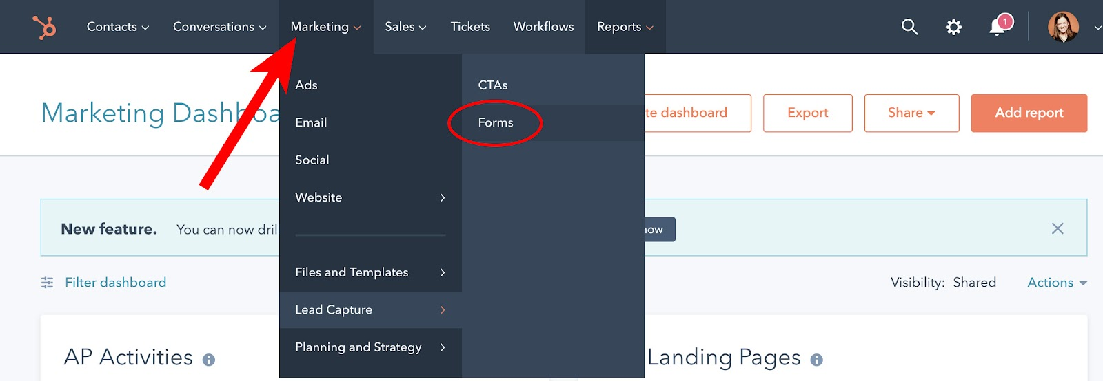 How to Create Your First Web Form (Tutorial) 1