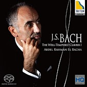 Bach : The Well-Tempered Clavier Book I