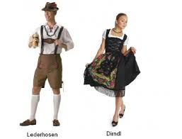 Image result for traditional clothing in germany