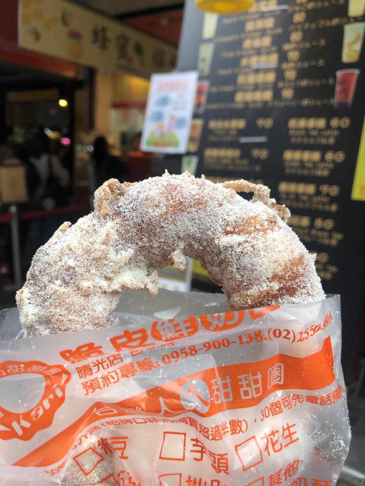 ドーナツ 台湾
