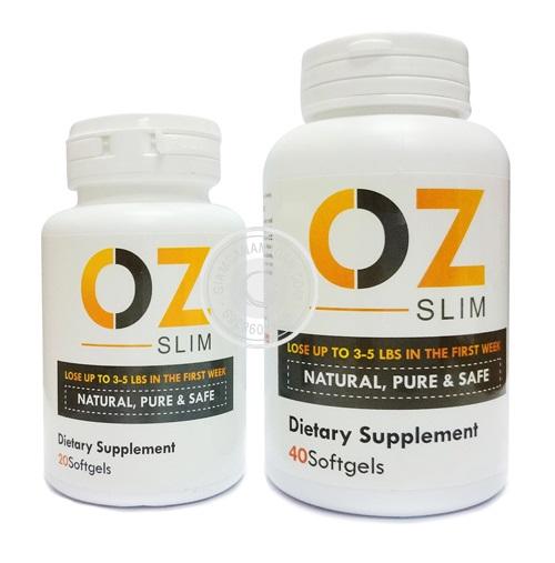 Thuốc giảm cân OZ Slim được rất nhiều chị em lựa chọn