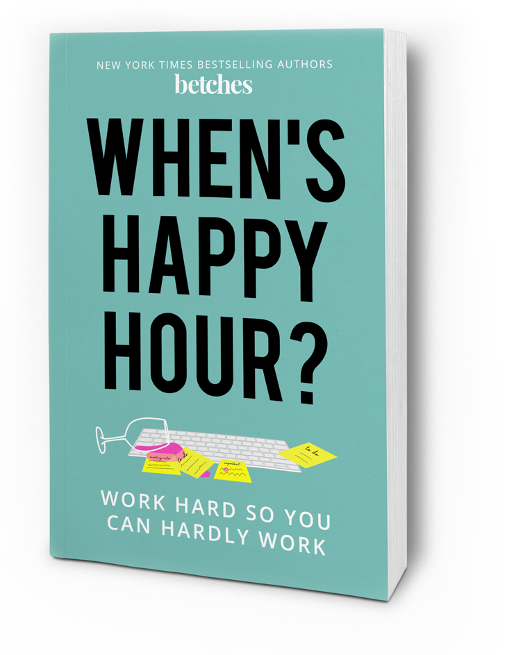 Image result for when's happy hour book