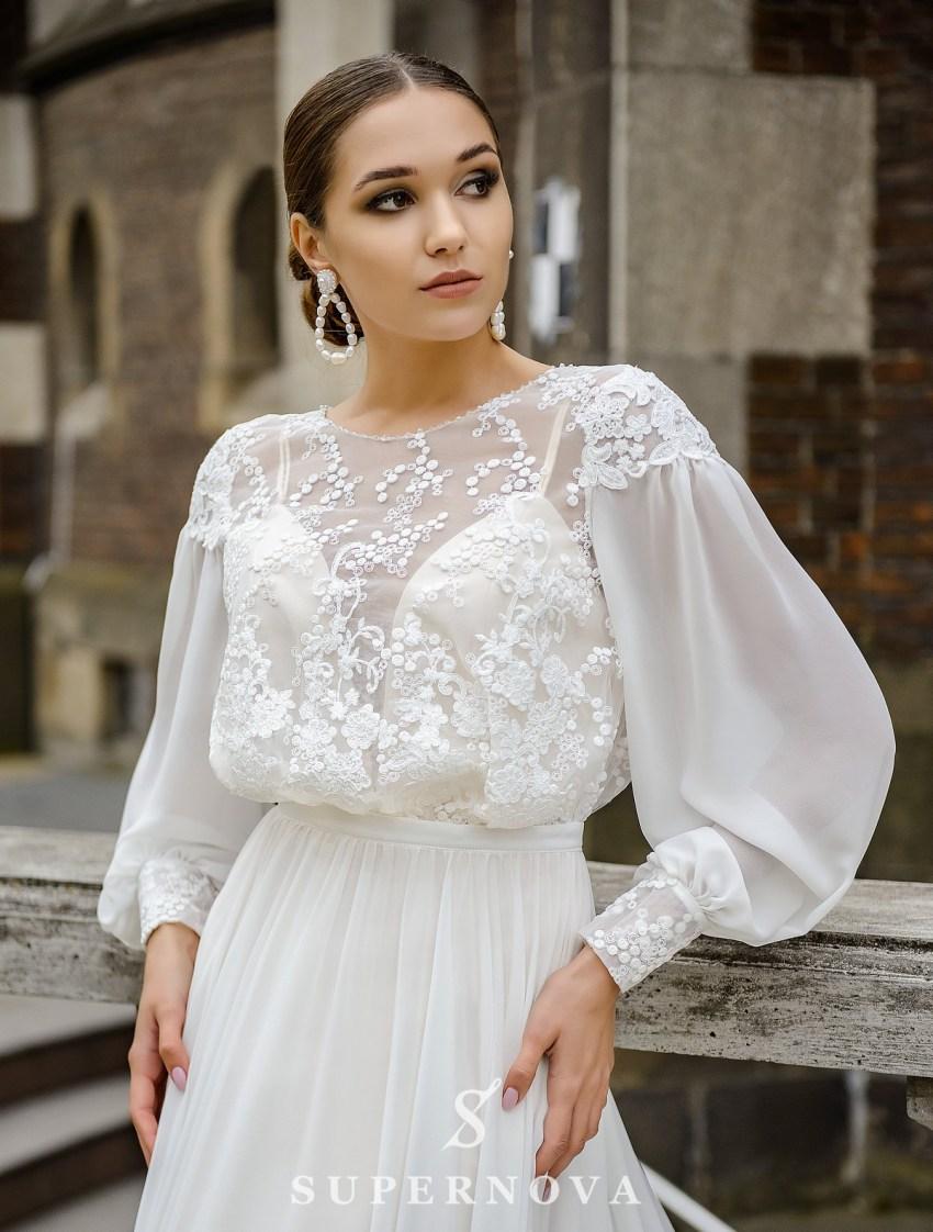 5dbe8e049446050 Свадебные платья в стиле бохо – модный тренд современного мира мод