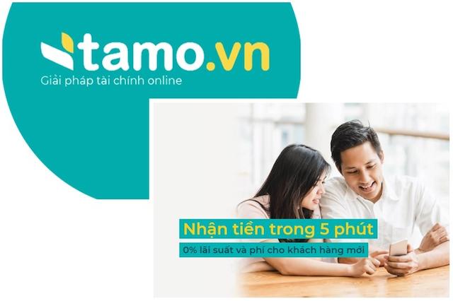 Tamo cung cấp khoản vay tối đa lên tới 15 triệu đồng