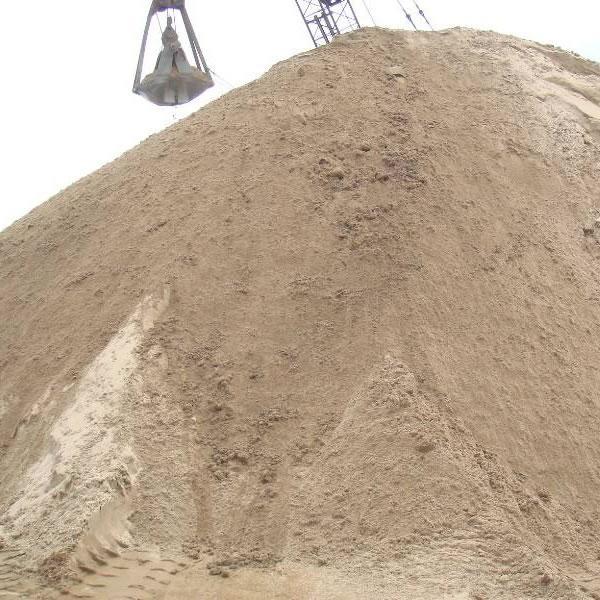 cát đá xây dựng kém chất lượng