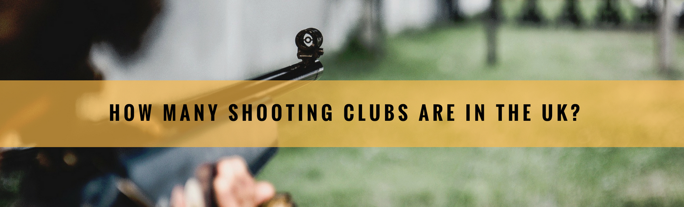 how many shooting clubs in the UK banner