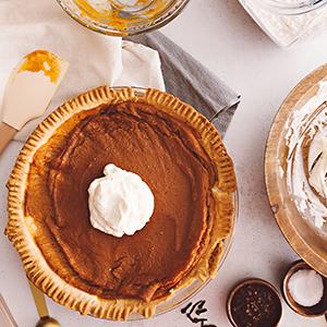 perfectly paleo pumpkin pie