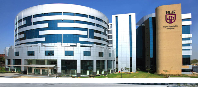 BLK Super-specialty Hospital, Delhi