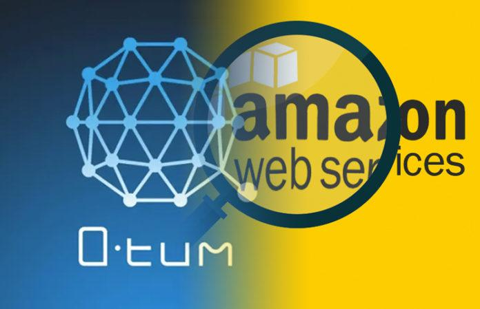 Image result for qtum and aws