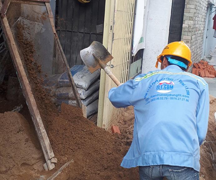TLT cung cấp dịch vụ xây dựng