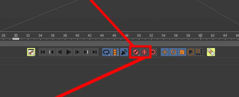 Record Active Objects and Autokeying objects in Cinema 4D