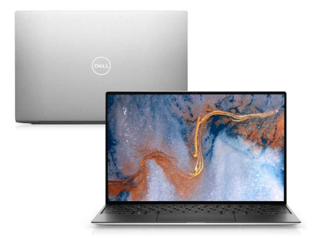 Imagem de Notebook modelo touchscreen Ultra portátil Dell XPS 13