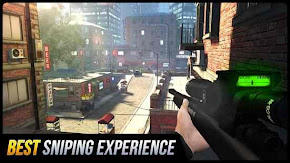 Sniper Honor: Fun FPS 3D Gun Shooting Game 2020