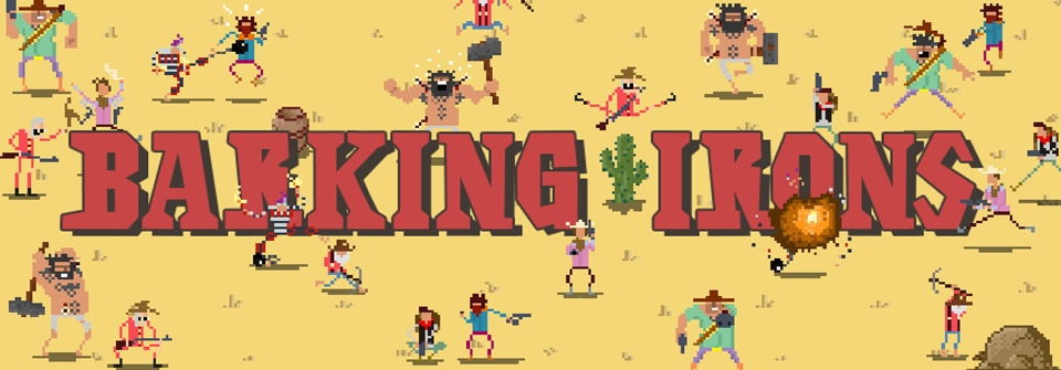 Barking Iron: Game Bertema Wild West Terbaru, games, ios, android, terbaru 2016