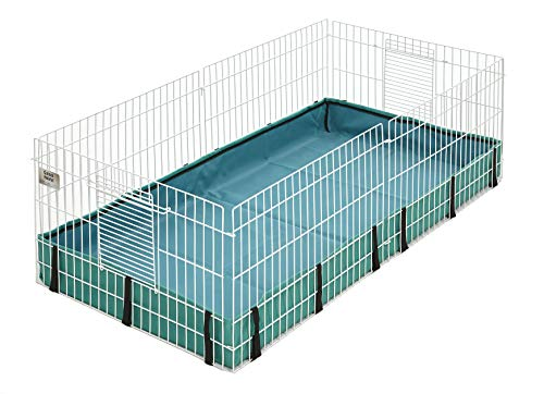Guinea Habitat Guinea Pig Cage by MidWest, 47L x 24W x 14H Inches