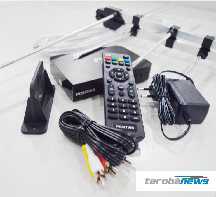 Preencha e ganhe o KIT de Instalação da TV Digital