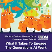 What It take To Engage The Generations At Work