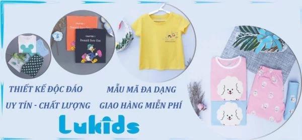 Địa chỉ lấy đồ bộ trẻ em giá sỉ uy tín – Lukids