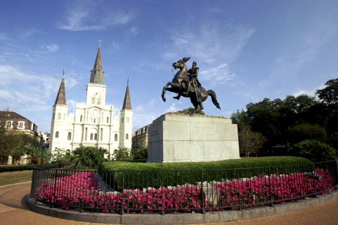 Cathedral Basilica of St. Louis King of France New Orleans