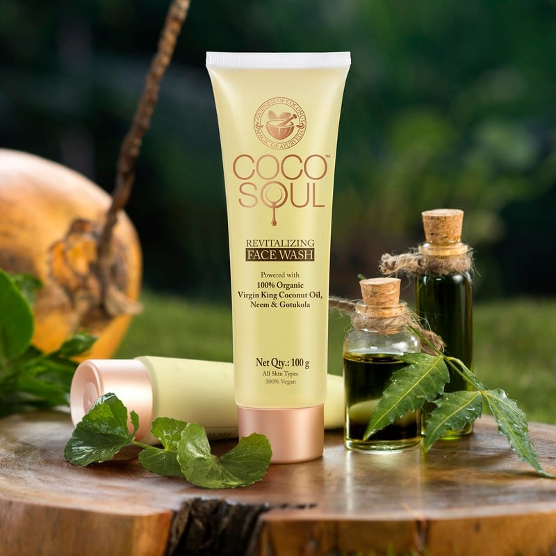 sulphate free face wash