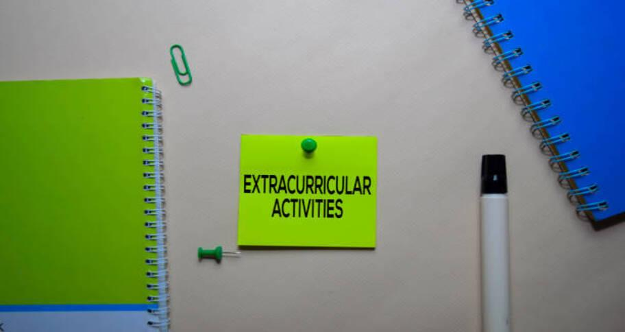 Extracurricular activities for kids is a must.