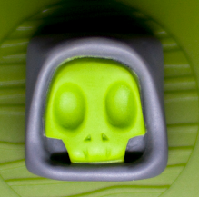 DCcaps - Mini Reaper v2 - Lime