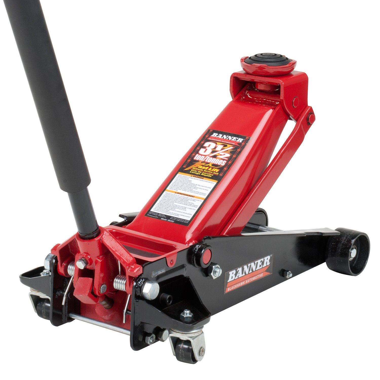 Blackhawk B6350 Car Jack