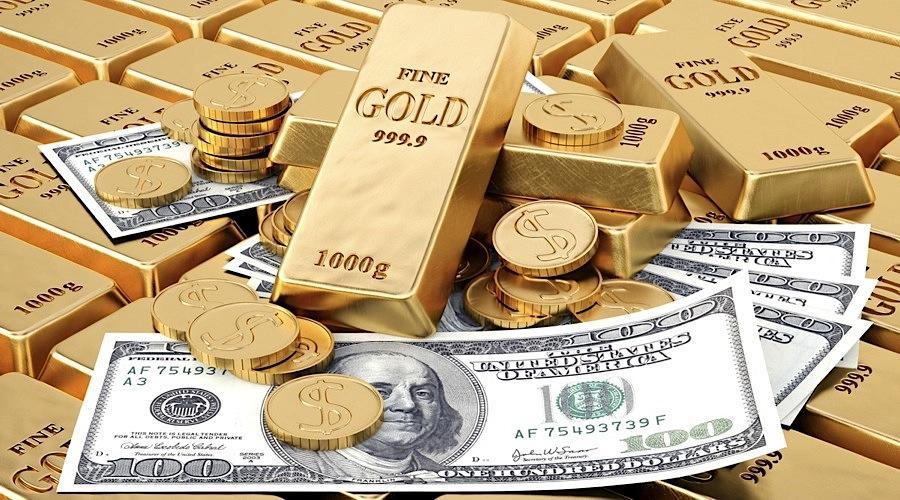 Gold prices tumble, U.S dollar up   Nairametrics