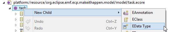 EMF Validation for Datatype constraints