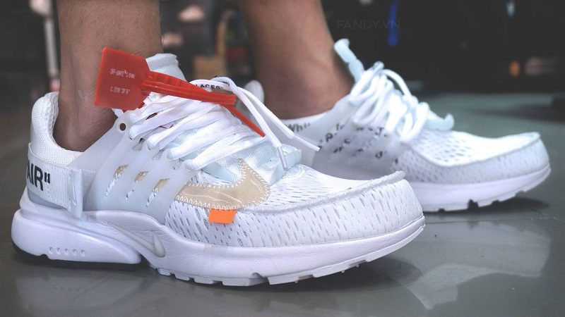 Giày Off-White x Nike Air Presto 2018