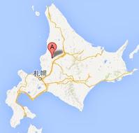 特別養護老人ホーム「北竜町永楽園」・地図