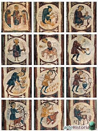 Calendario Agrícola de San Isidoro de León
