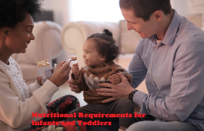 Nutritional Requirements for Infants and Toddlers