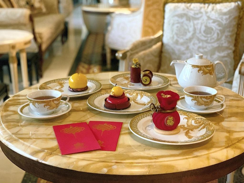 CourtesyPalazzo Versace Dubai
