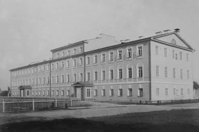 Заводоуправління ШПЗ (1918 р.)