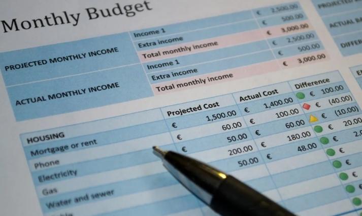 Membuat Anggaran Bulanan tips mengelola keuangan dengan baik