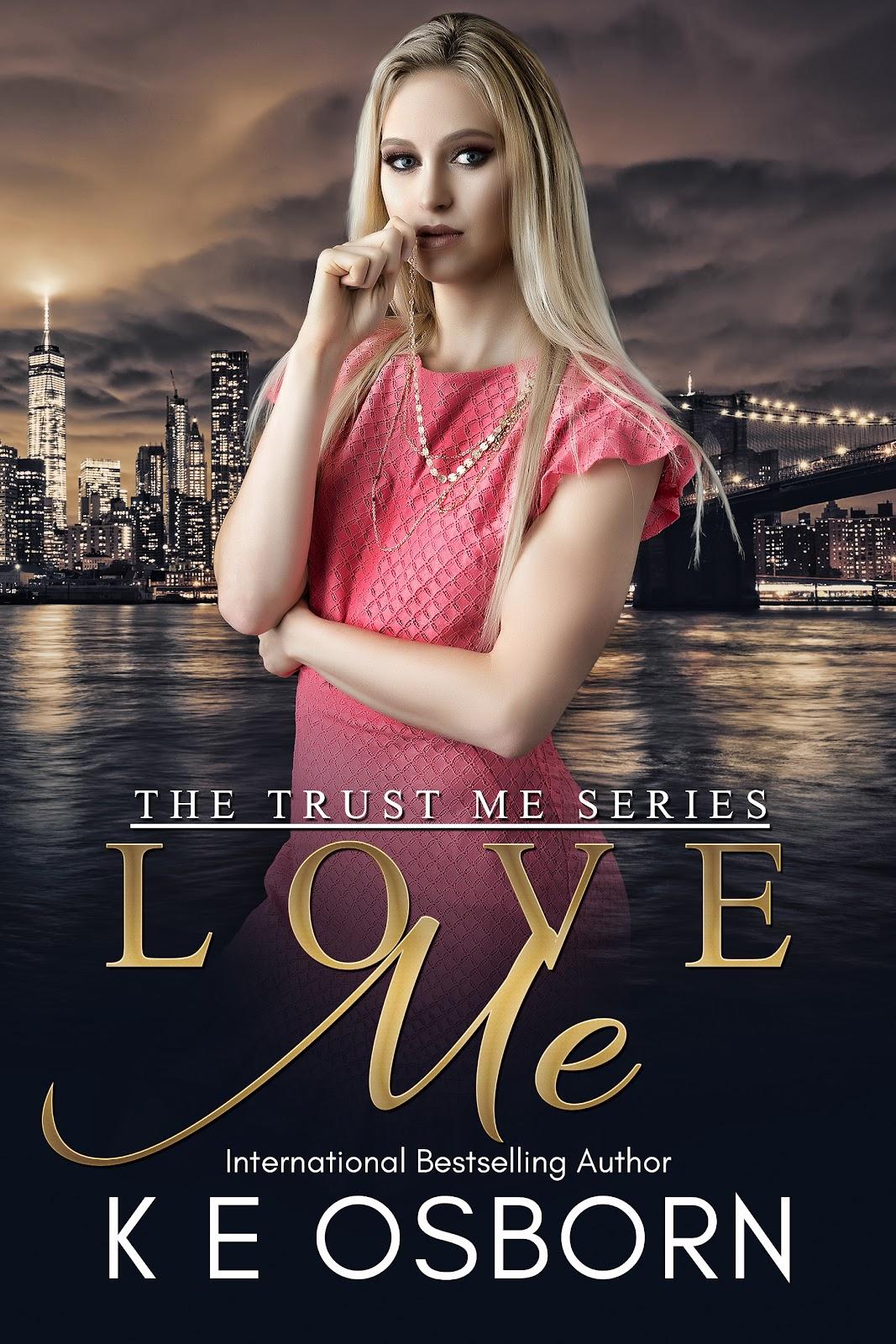 BK2 Love Me E-Book Cover