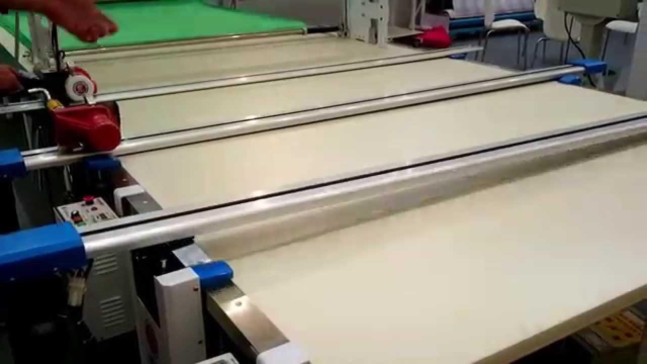 Những thông tin cần biết về máy cắt vải đầu bàn