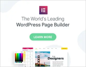 World's leading wordpress page builder to start your blog
