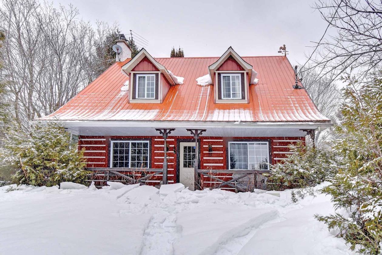 Cottages for rent for telework in Quebec #4