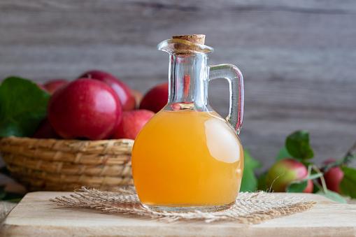 unfiltered apple cider vinegar
