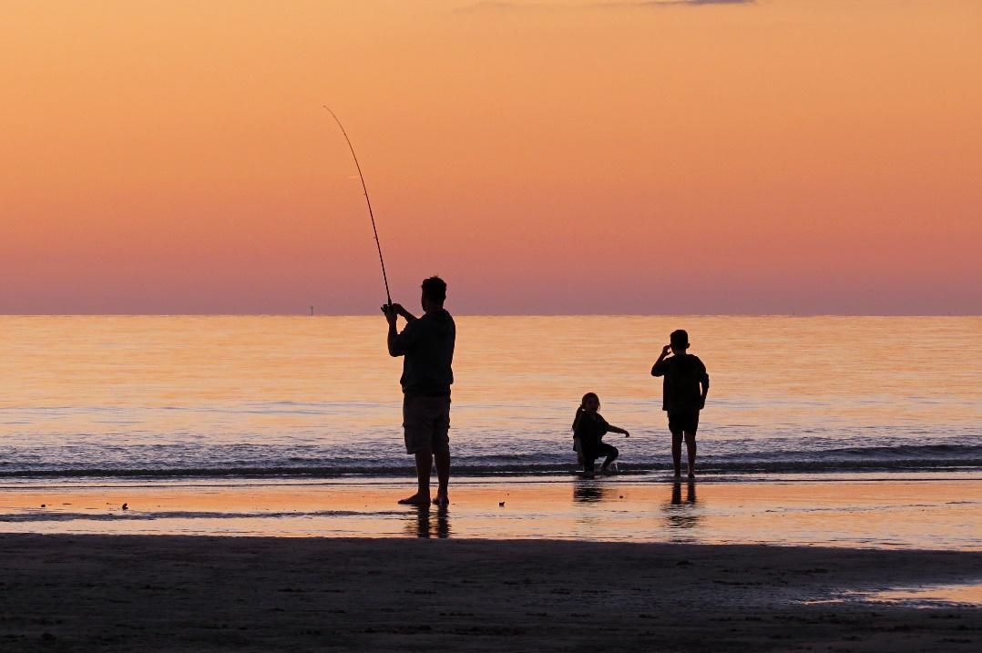 tanjung lesung fishing