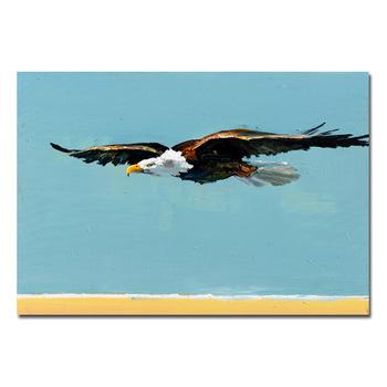 Image result for eagle oilpainting small size