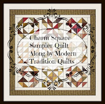Charm Square Sampler Quilt Along