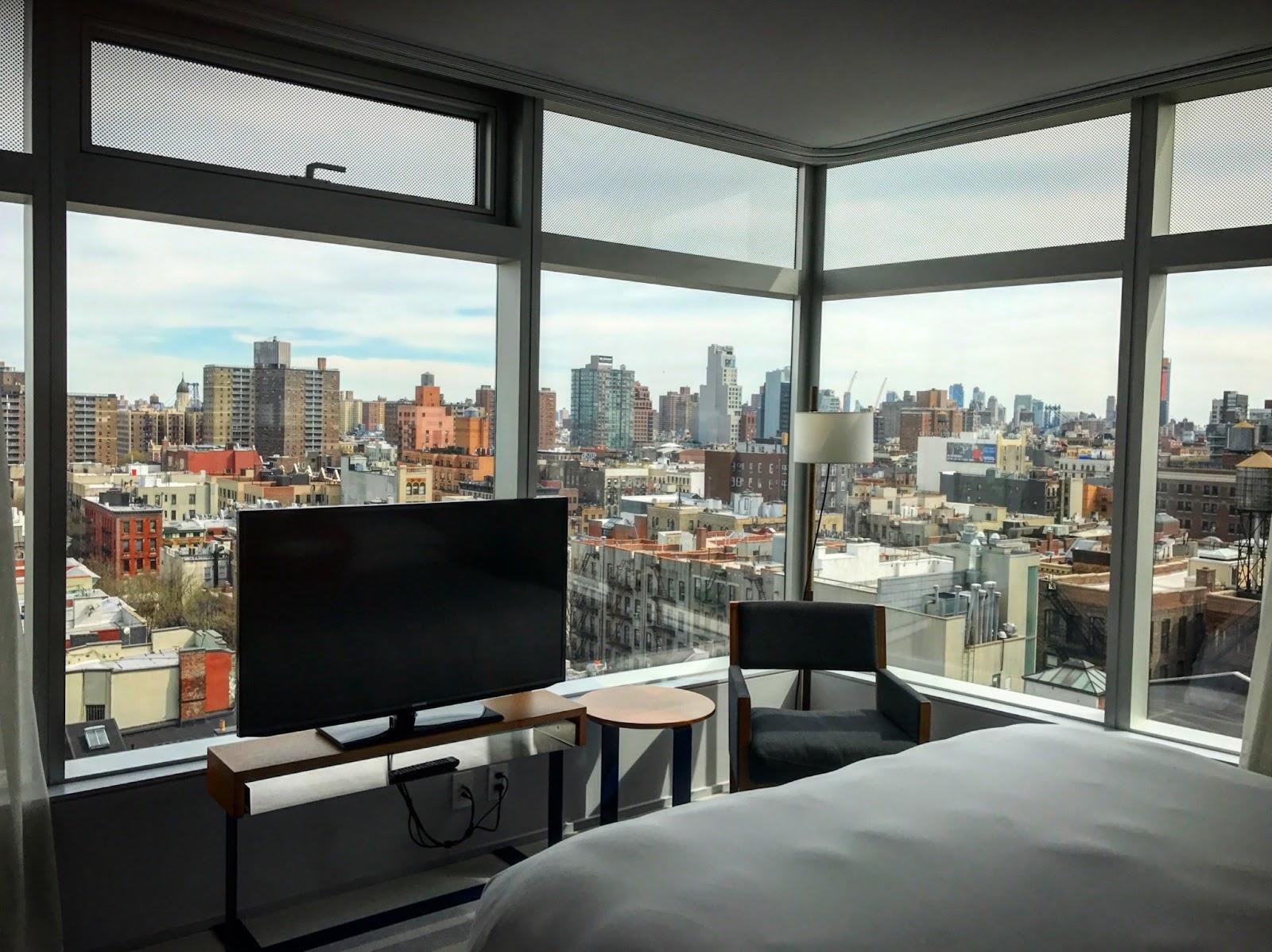 city break Manhattan