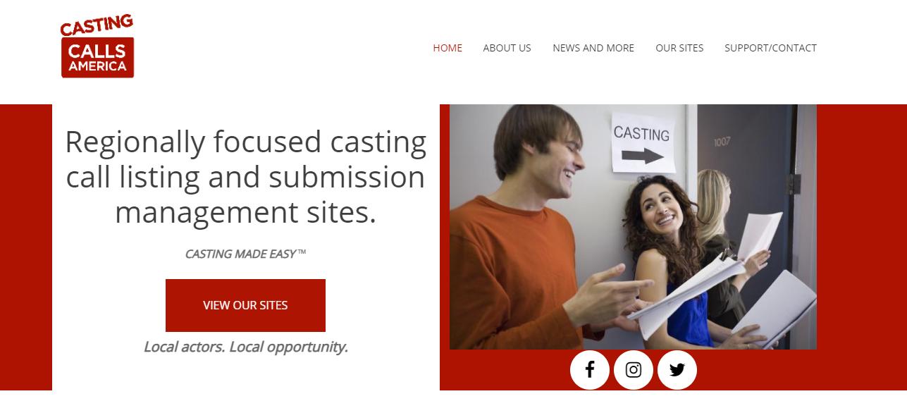 6 Best Casting Websites for Filmmakers in Hollywood