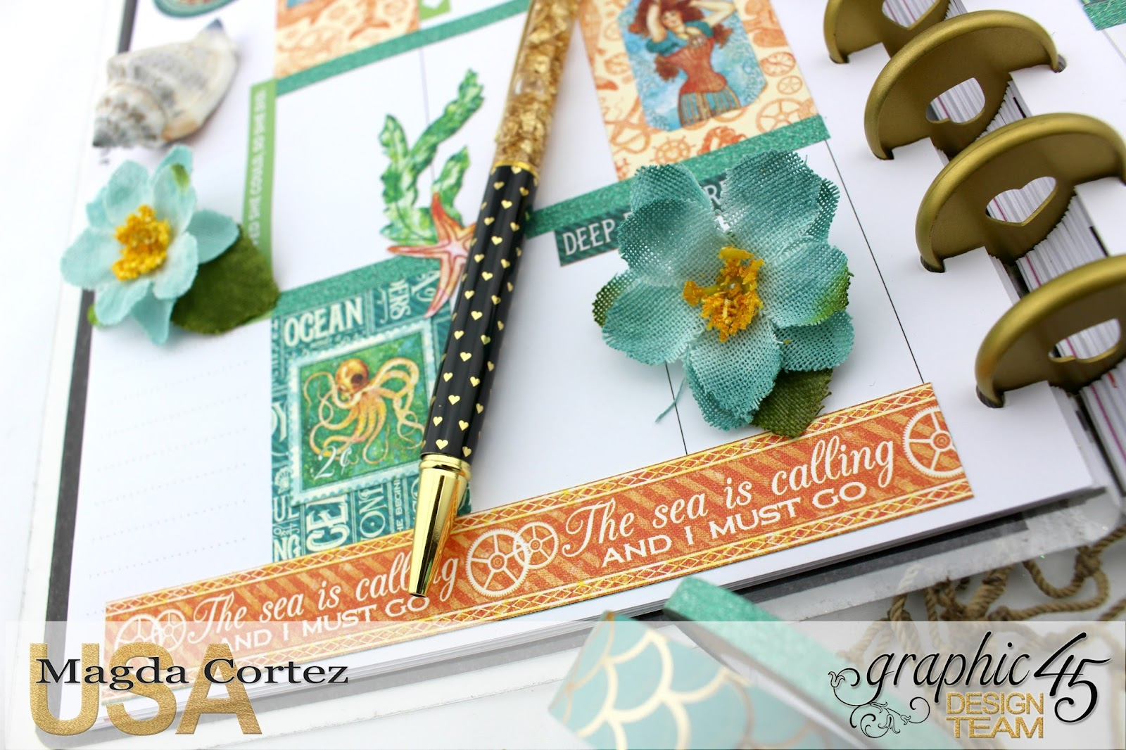 My JULY G45 Planner, Voyage Beneath the Sea By Magda Cortez, Product by G45, Photo 14 of 20.jpg