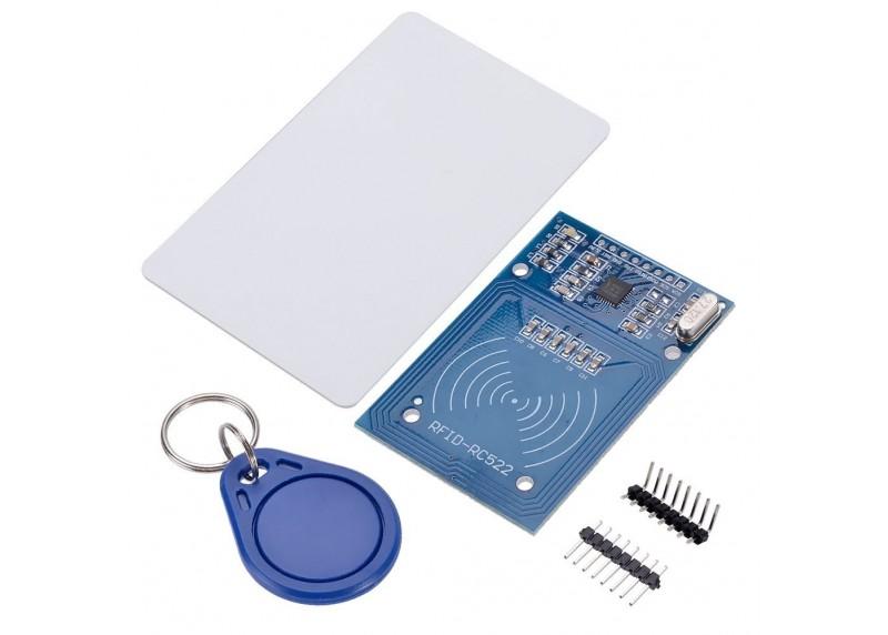 Arduino RFID RC522 Tutorial | Microcontroller Tutorials