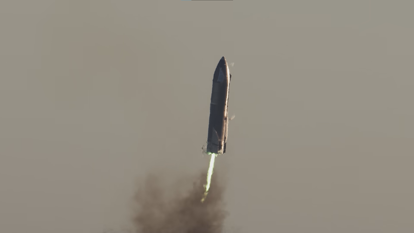 SpaceX SN8