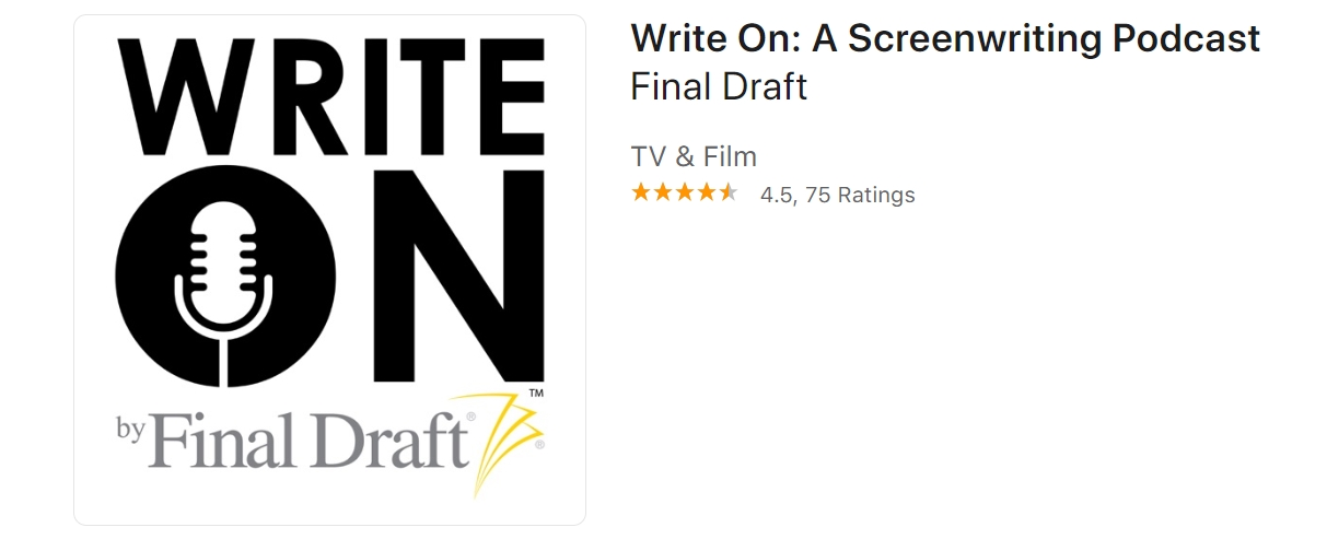 15 Best Screenwriting Podcasts for Writers